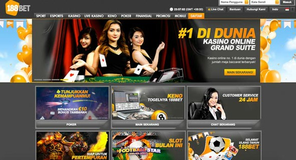 188BET Indonesia