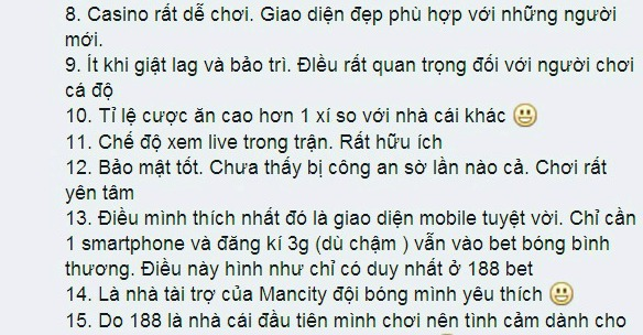 Nhà cái 188bet   Vietnam.Casino.com   casino online