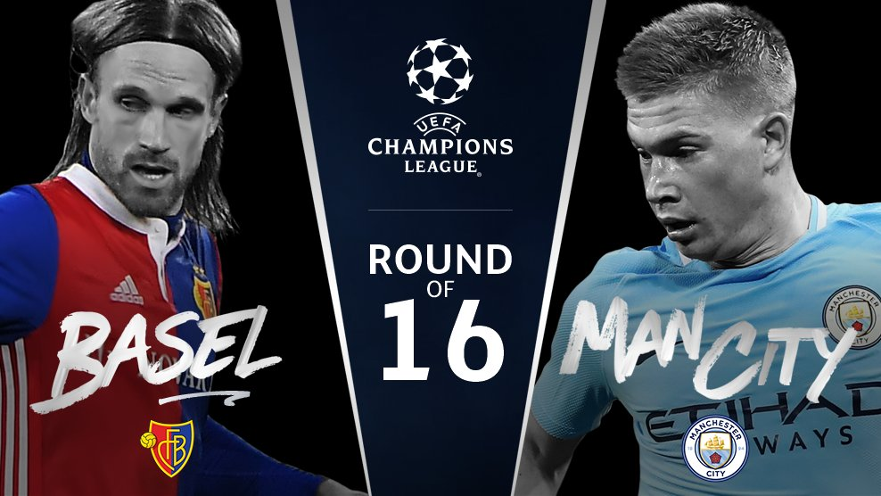 Basel vs Man City