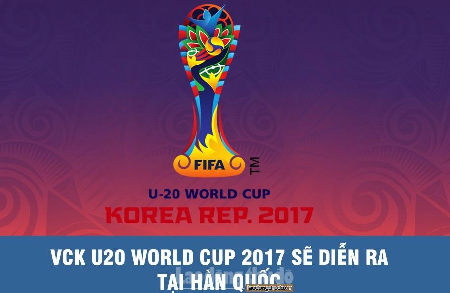 KHAI MẠC U20 THẾ GIỚI 2017 GIỮA U20 ĐỨC VS U20 VENEZUELA