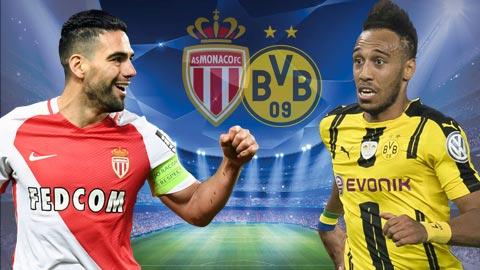 Kèo nhà cái 188Bet trận Monaco vs Dortmund Cúp C1:ván bài định mệnh!