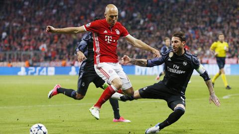Kèo nhà cái 188Bet trận Real vs Bayern Cúp C1:Ngày về buồn của Ance!