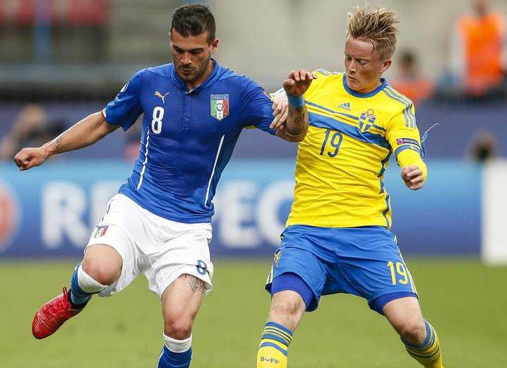 hụy Điển vs Ý