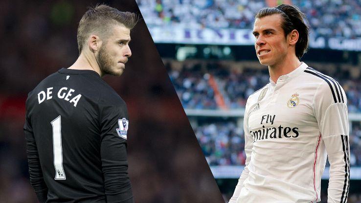 MU chi tiền khủng + De Gea để mua Bale, chờ câu trả lời từ Real