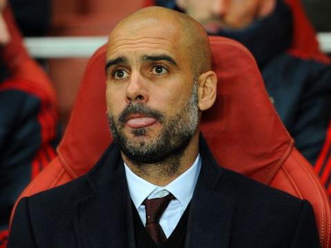 M.U PHẢI bổ nhiệm Pep Guardiola thay Louis van Gaal