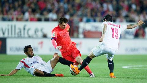 Nhận định, soi kèo Barca vs Sevilla