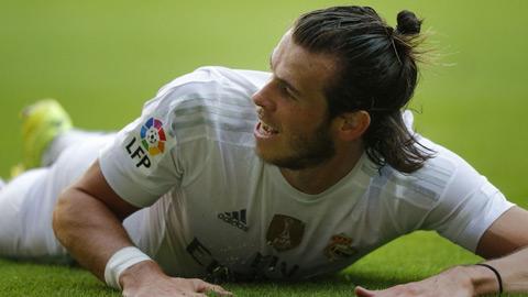 Gareth Bale thành vật tế thần ở Madrid