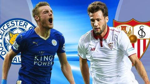 Hướng dẫn đăng ký 188Bet chơi trận Leicester vs Sevilla Cúp C1