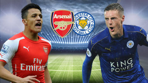 Kèo 188Bet trận Arsenal vs Leicester: sinh tử vì Top 4!