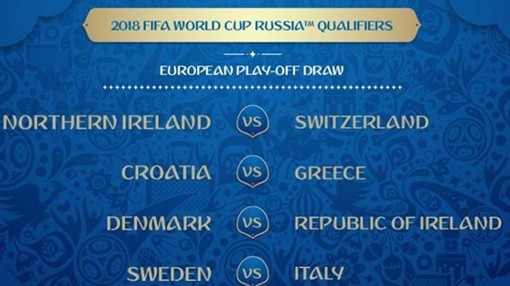 Kèo trận Đan Mạch vs CH Ireland vòng loại World Cup 2018 khu vực châu Âu