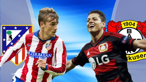 Hướng dẫn đăng ký 188Bet chơi trận Atletico Madrid vs Leverkusen Cúp C1
